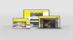 SICHER HOCH – Mit unserer neuen Website