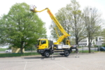 Neu im Mietprogramm: Die L 370 KS-A LKW-Arbeitsbühne